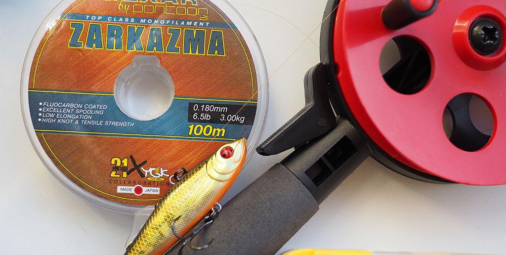 Для зимней ловли - Pontoon21 Zarkazma