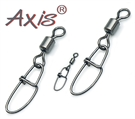 Изображение AX-94117 Rolling Swivel With  Insurance Snap