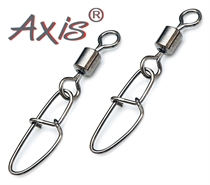 Изображение AX-94118 Rolling Swivel With New Hooked Snap
