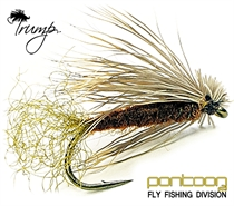 Изображение CADDIS DRY FLY PATTERNS