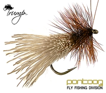 Изображение HAIR WING & DEER BODY DRY FLIES