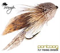 Изображение STREAMER & MUDDLER FLY PATTERNS