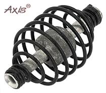 Изображение Кормушка спиральная металлическая